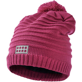 LEGO wear Alfred 722 Hat Kids dark pink